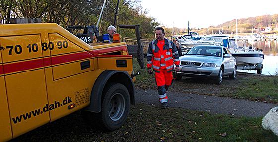 sos dansk autohjælp fredensborg